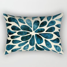 Petal Burst #5 Rectangular Pillow