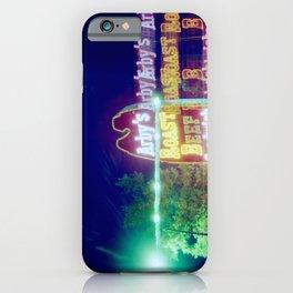 Arby's Roast B iPhone Case