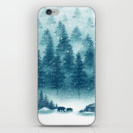 Winter Has Come iPhone Skin