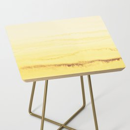 WITHIN THE TIDES - SUNNY YELLOW Side Table