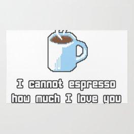 Coffee I cannot Rug
