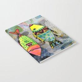 Tribal Fish Notebook