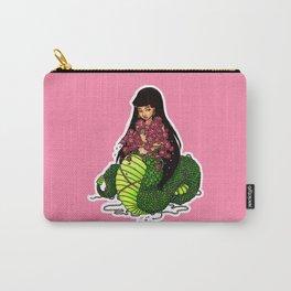 Snake Goddess Naga Carry-All Pouch