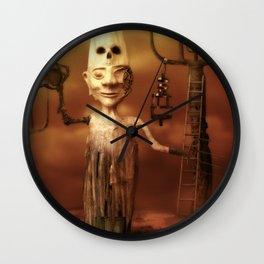 Pesonal Pandemonium Wall Clock