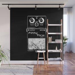 Filthy Tone Guitar Pedal Wall Mural
