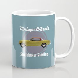 Vintage Wheels - Studebaker Starliner Coffee Mug