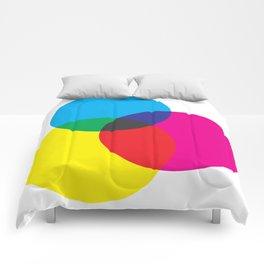 CMYK Mixer Comforters