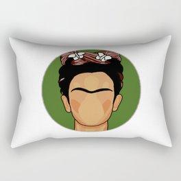 Cartoon Frida Rectangular Pillow