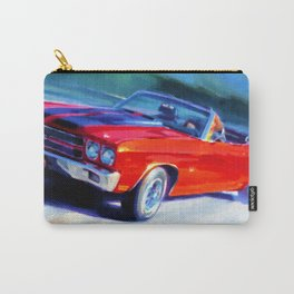 1970 Chevelle SS car Carry-All Pouch