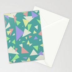 Triangl'd  Stationery Cards
