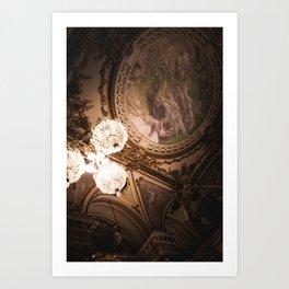 Grand Ceiling Art Print
