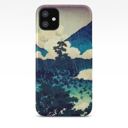 Under the Rain in Doyi iPhone Case