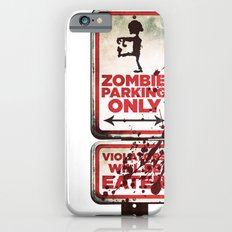 Zombie Parking only iPhone 6s Slim Case