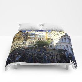 Urban nature, Vesterbro, Copenhagen Comforters