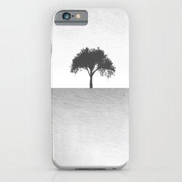 Tree Artwork Landscape iPhone Case