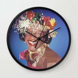 Marsha P Johnson Wall Clock