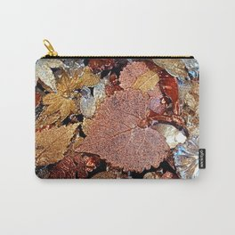 Leaves Carry-All Pouch