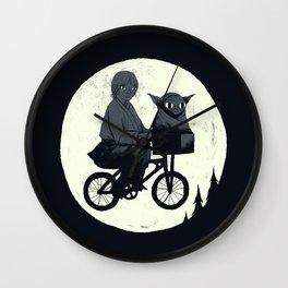 Y.T. Wall Clock