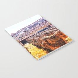 The Lions Den Notebook