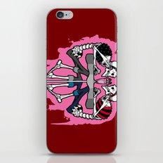Kreeper Girls iPhone & iPod Skin
