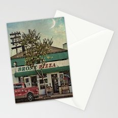 Bronx Pizza Stationery Cards