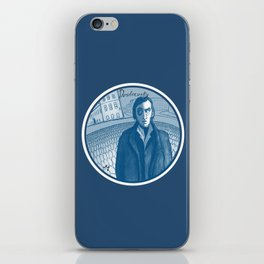 Dostoevsky Crime and Punishment 1866 iPhone Skin