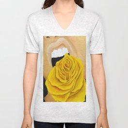 Rose Envy Unisex V-Neck