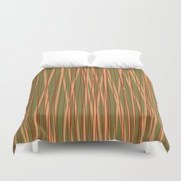 Stripes Discrete Duvet Cover