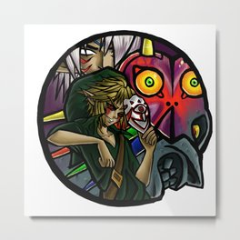 You've Met With a Terrible Fate, Haven't You?  Metal Print