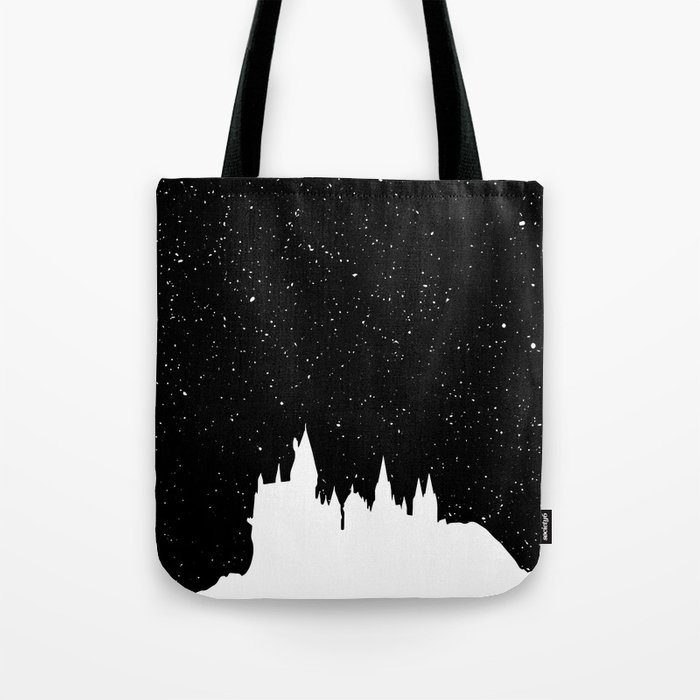 Hogwarts Space Tote Bag