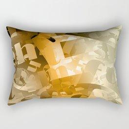 babel T 1 Rectangular Pillow