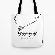 The One Ring Tote Bag