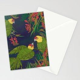 Parakeet Paradise Stationery Cards