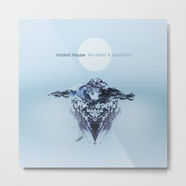 Modest Mouse - The Moon & Antartica Metal Print
