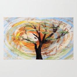Tree on Tree Rug