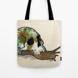 Slow Death Tote Bag