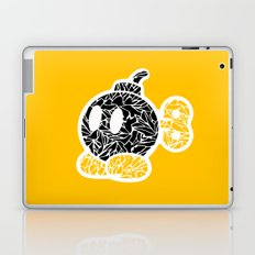 Bob Omb #CrackedOutBadGuys Laptop & iPad Skin