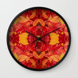 Autumn moods n.13 Wall Clock