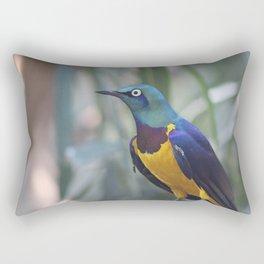 Vivid Colors Rectangular Pillow
