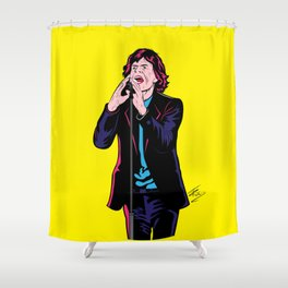 Jagger Shower Curtain
