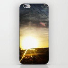 Atardecer iPhone Skin