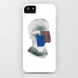 ....Modern Antic... iPhone Case
