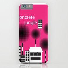 concrete jungle iPhone 6s Slim Case