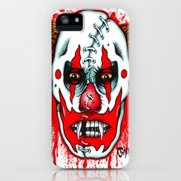Gogo the Clown iPhone Case