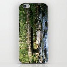 Greenbrier Bridge iPhone & iPod Skin