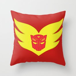 Roddy's Human Shirt Throw Pillow