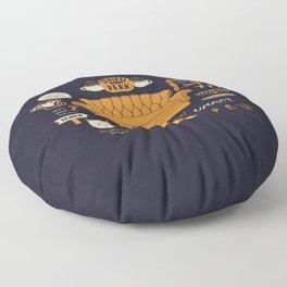 Friends - Central Perk Floor Pillow