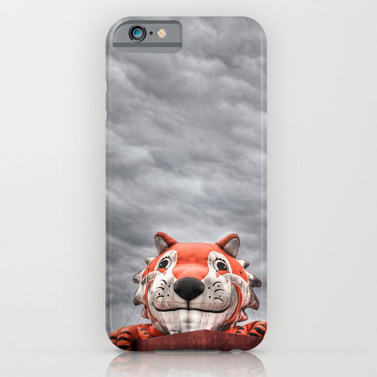 The Eye of the Tiger iPhone & iPod Case