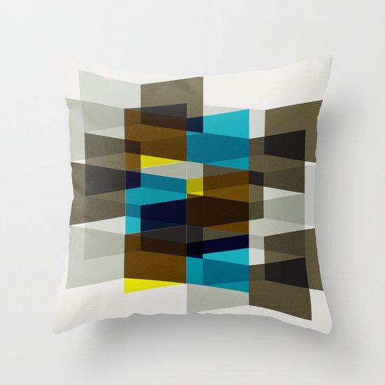Aronde Pattern #03 Throw Pillow