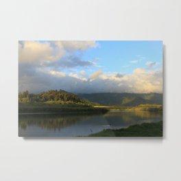 Klamath River, CA Metal Print